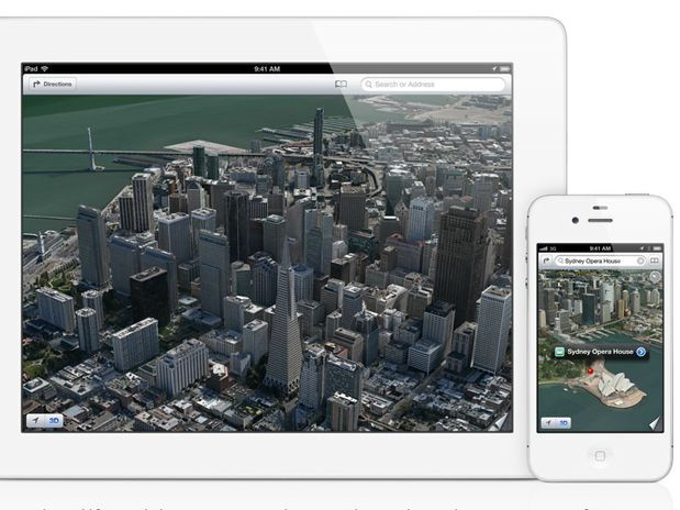 mapas-google-apple