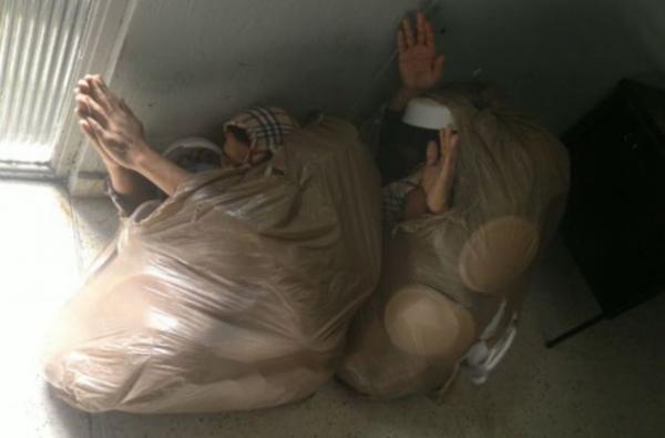 fuga-presos-basura