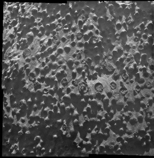 Misterioso descubrimiento geológico en Marte