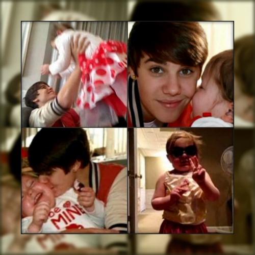 Murió Avalanna la fan más especial de Justin Bieber