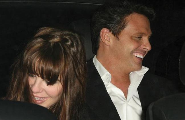 Luis Miguel y Lucila Polak inician romance