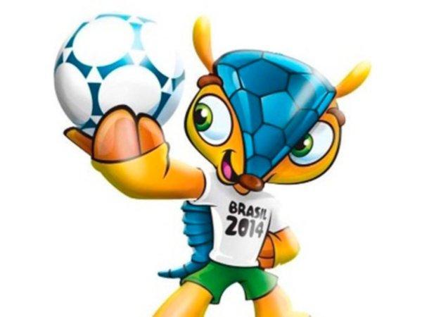 Conoce a 'Tatú-Bola' la mascota del Mundial Brasil 2014