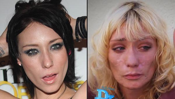 Fotos: Ex modelo vive en la calle víctima de las drogas