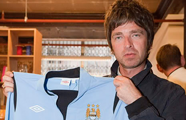 Video: Noel Gallagher llora por el Manchester City