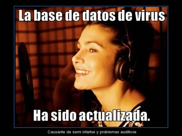 Conoce la cara detrás de la voz del antivirus Avast!