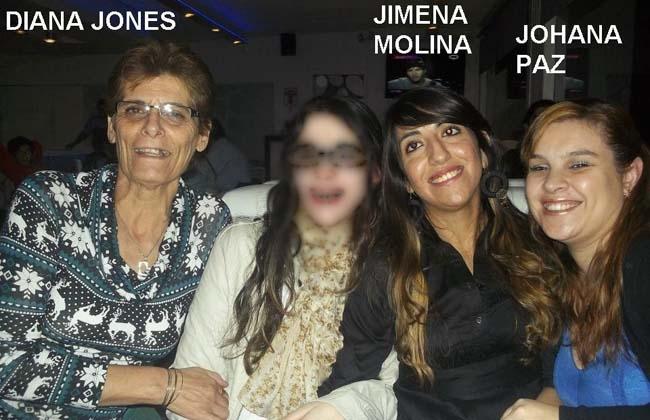 Foto: Éstas son las mujeres que amordazaron al bebé de Chubut