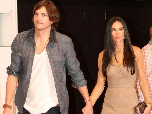 ¿Por qué Ashton Kutcher se niega a firmar el divorcio con Demi Moore?