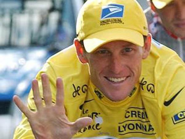 Suspenden de por vida a Lance Armstrong
