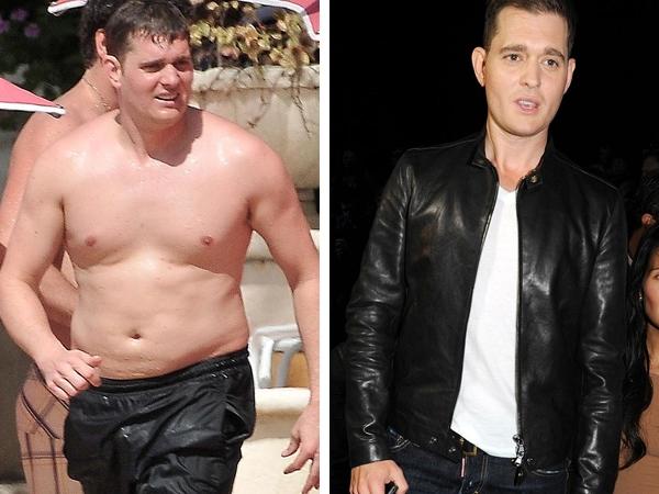 Conoce la dieta con la que Michael Bublé bajó 8 kilos