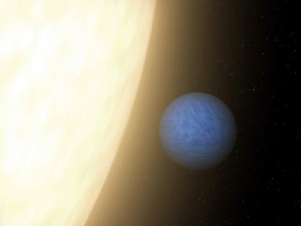 Hallan un planeta con la superficie cubierta de diamantes