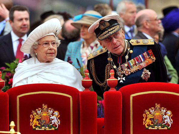 El sueldo de la nueva criada de la reina de Inglaterra