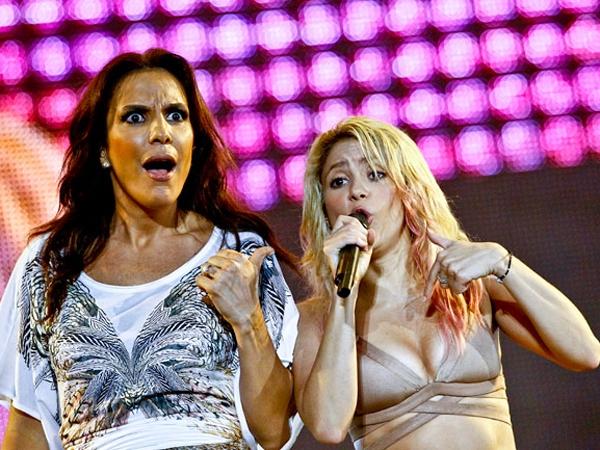 Video: Nueva canción de Shakira en portugués
