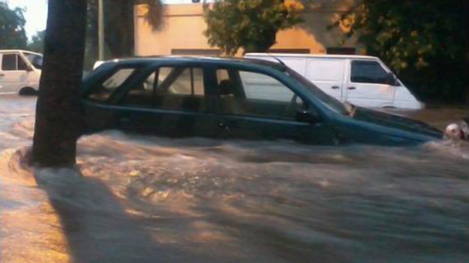 Fotos: Los estragos de la tormenta en Buenos Aires