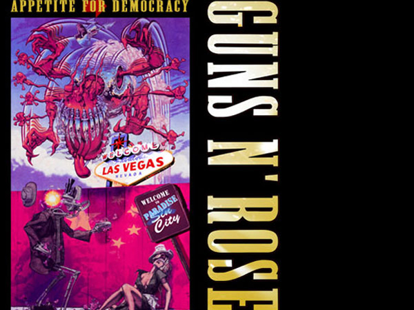 Furia contra los Guns N'Roses por una mujer violada