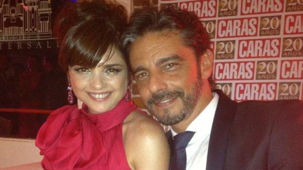 La boda de Araceli González y Fabián Mazzei