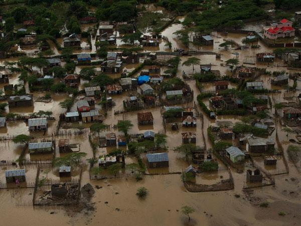 Éstos son los países más perjudicados por el cambio climático