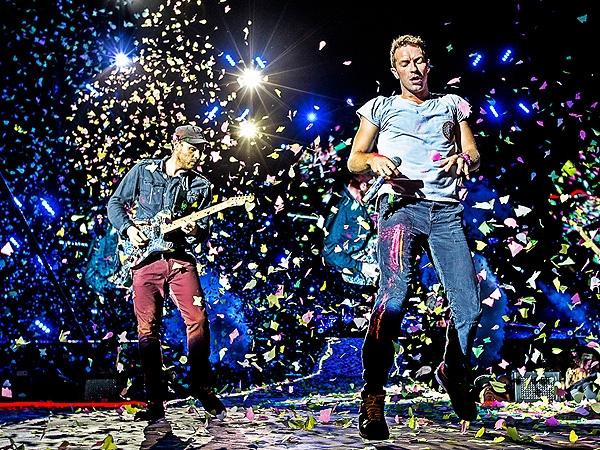 Show de Coldplay en Argentina - Cómo y dónde comprar las entradas