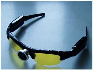 Video: Inventan gafas para que los ciegos puedan ver