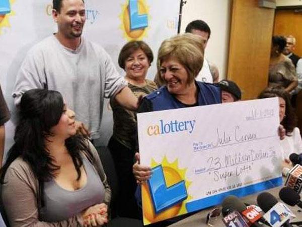 Después de cinco meses se dio cuenta que ganó U$S 23 millones