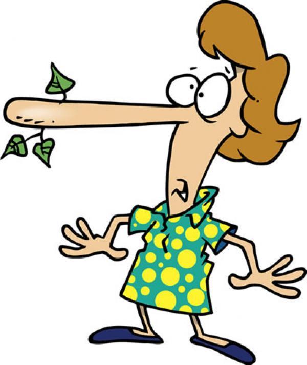 Por qué decimos mentiras