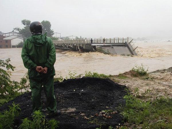 Venezuela y México pierden territorio por el cambio climático