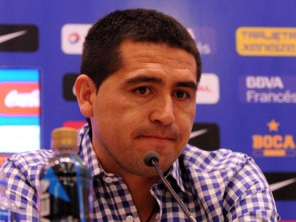 Román Riquelme prepara su regreso a Boca