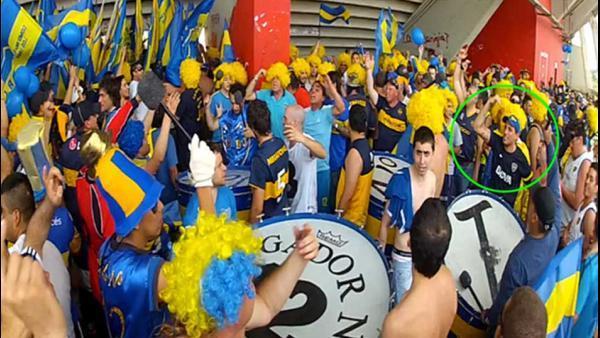 Los fanáticos de Boca no podrán asistir al partido contra Vélez