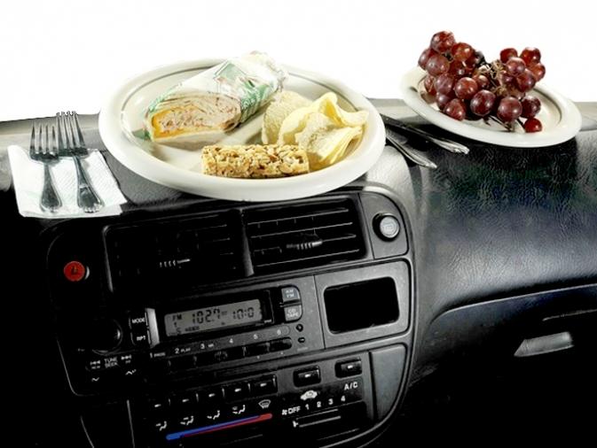 Qué comida llevar en un viaje en ruta