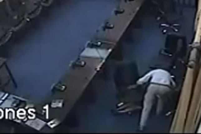 Video: Diputados violan a una mujer inconsciente