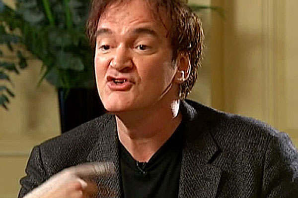 Video: La furia de Quentin Tarantino con un periodista en vivo