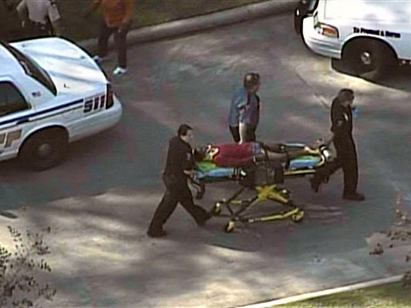 Tiroteo en universidad de Texas deja varios heridos