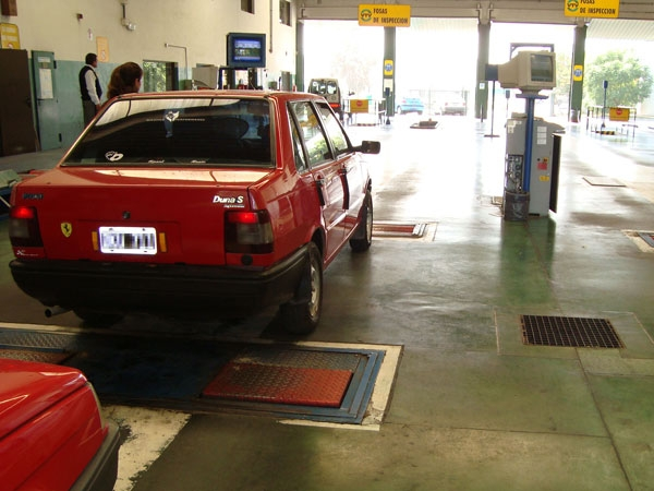 Nuevo costo de la verificación vehicular