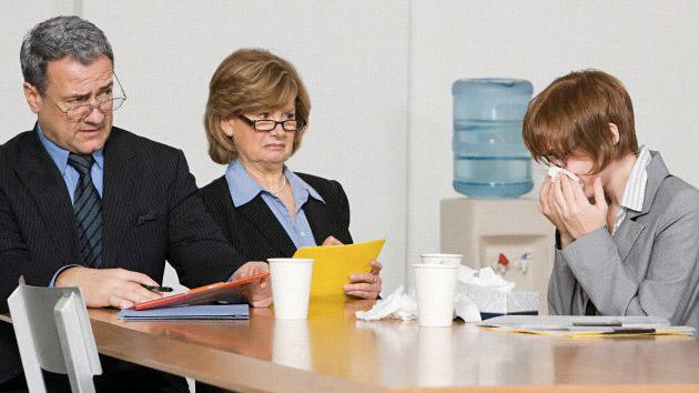 ¿Cuánto tiempo requiere un empleado enfermo para contagiar?