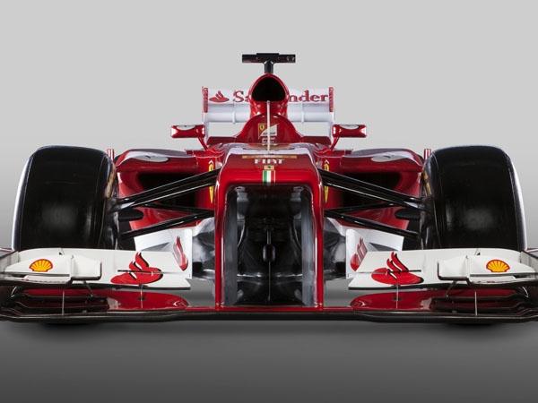 F138 de Ferrari: equipamiento y foto
