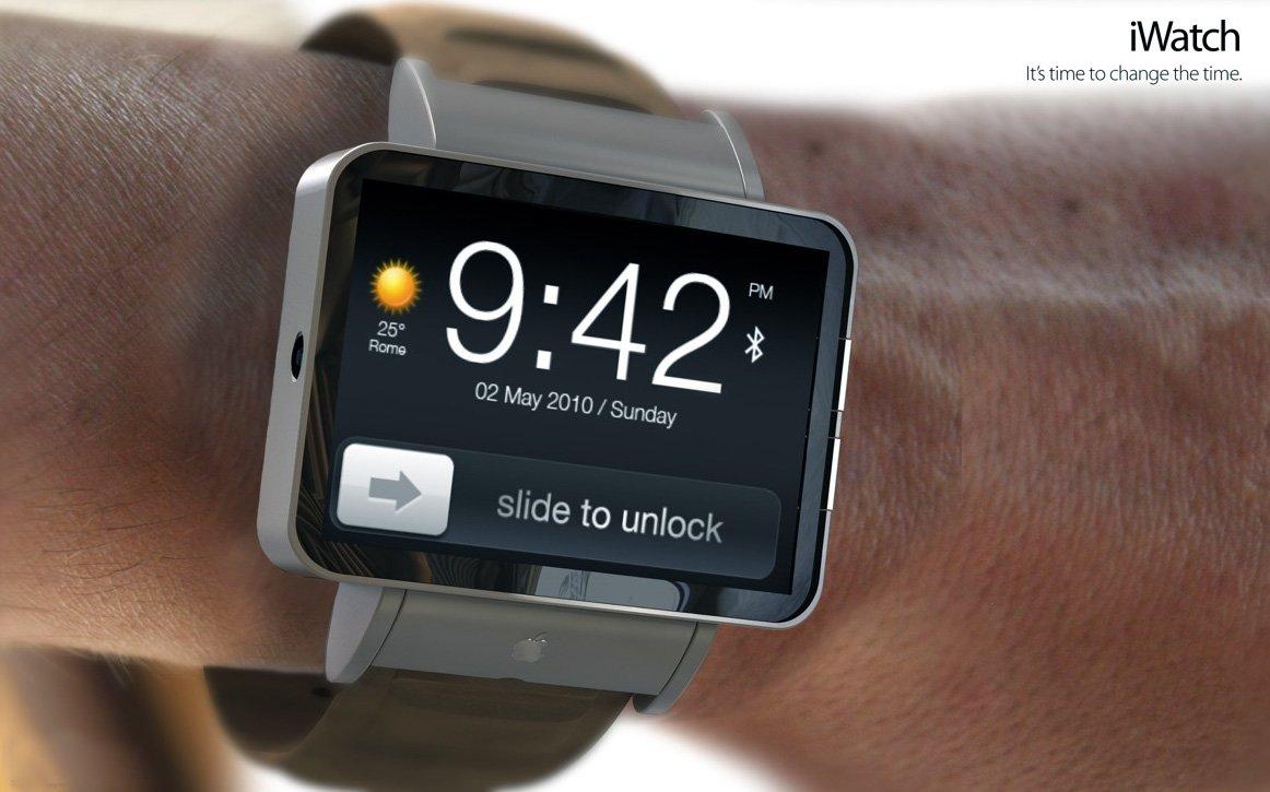 Cómo es iWatch el reloj de Apple