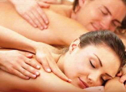 Beneficios desconocidos del masaje en pareja