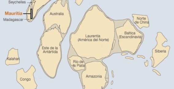 Hallan Mauritia, un continente prehistórico bajo el agua