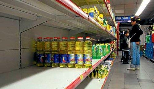Los alimentos en Argentina son más caros que en Europa