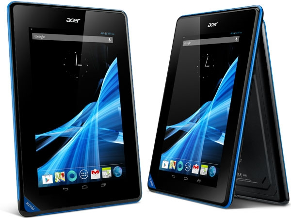 Acer Iconia B1-A71; Características, precios y fotos