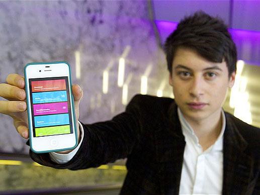 Adolescente se vuelve millonario por vender su app a Yahoo!