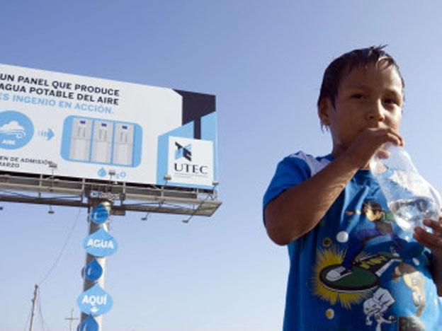 Video: Crean agua potable a partir del aire