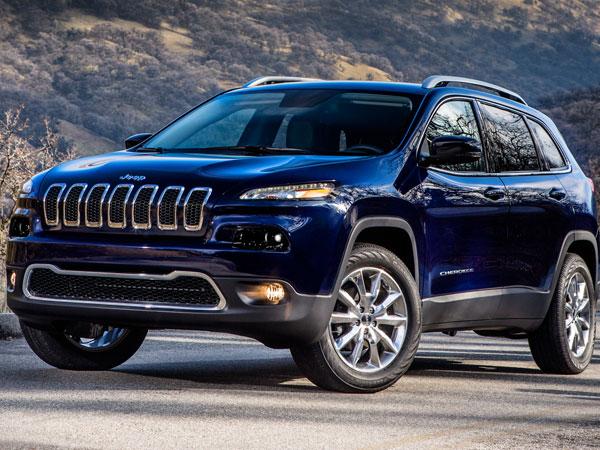 El polémico rediseño de la Jeep Cherokee - Fotos