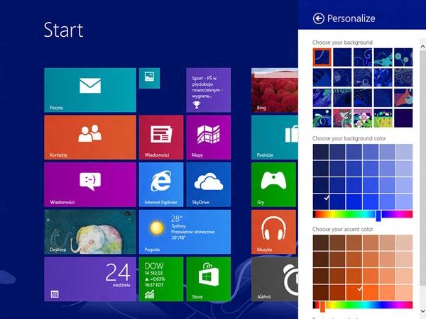 Cómo es el nuevo Windows Blue