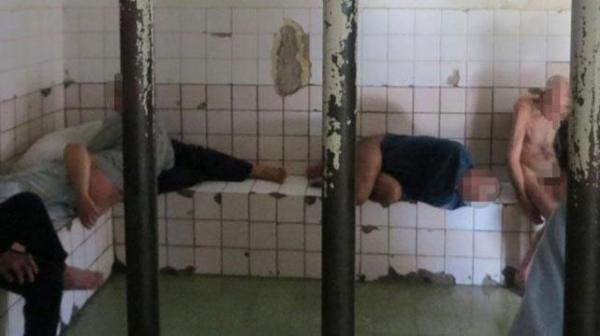 Fotos horrorosas de un psiquiátrico en Córdoba