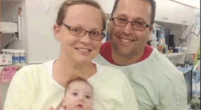 Insólito: Mujer da a luz muerta y luego resucita