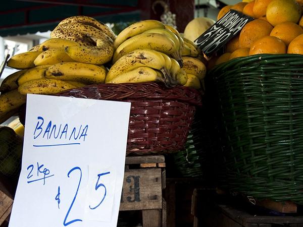 Supermercados y las listas de precios congelados