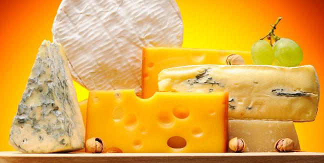 Enterate qué quesos tienen más calorías