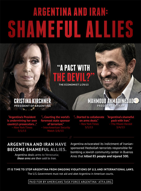El pacto entre la Argentina e Irán