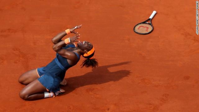 Serena Williams es la mejor tenista del mundo