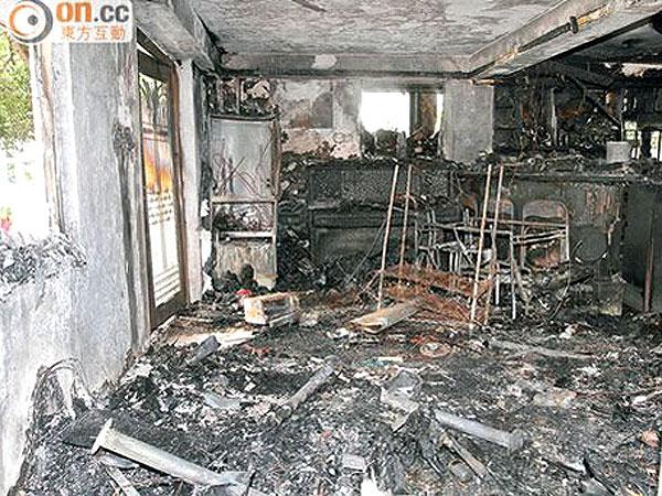 Explosión de un Samsung Galaxy S4 provoca un incendio - Fotos